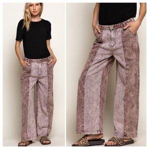 POL Washout Boyfriend Vintage Style Jeans